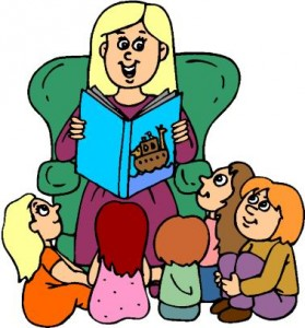 story-time-clip-art